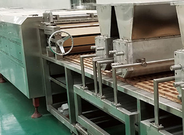 Common quality problems of biscuit production line and preventive measures